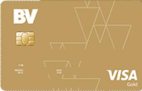Cartão de Crédito BV Gold Visa