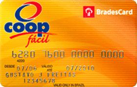Cartão de Crédito Coop Fácil