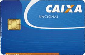 Cartão de Crédito Azul Caixa Elo Nacional