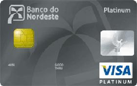 Cartão de Crédito Banco do Nordeste Platinum