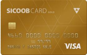 Cartão de Crédito Sicoobcard Visa Gold