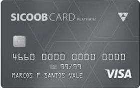 Cartão de Crédito Sicoobcard Visa Platinum