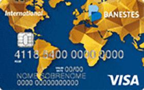 Cartão de Crédito Banestes Visa Internacional