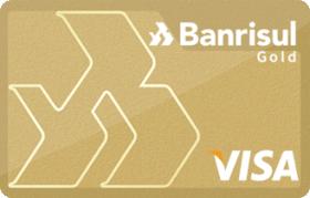 Cartão de Crédito Banrisul Visa Gold