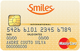 Cartão de Crédito Bradesco Smiles MasterCard® Internacional
