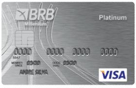 Cartão de Crédito BRBCARD  Visa Platinum