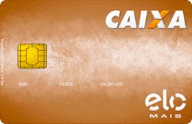 Cartão de Crédito Caixa Elo Mais