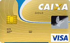 Cartão de Crédito Caixa Gold Visa