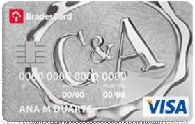 Cartão de Crédito C&A Visa Internacional