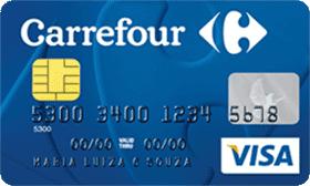 Cartão de Crédito Carrefour Visa Nacional