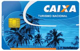 Cartão de Crédito Turismo Caixa Visa Nacional