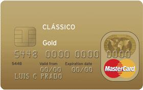 Cartão de Crédito Citi Clássico MasterCard Gold