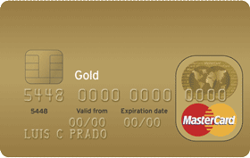 Cartão de Crédito Citi Mastercard Gold
