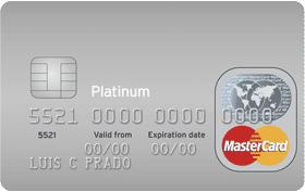 Cartão de Crédito Citi Mastercard Platinum