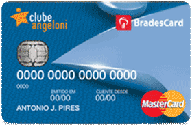 Cartão de Crédito Clube Angeloni MasterCard Nacional