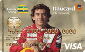 Cartão de Crédito IAS Itaucard Internacional Visa