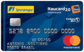 Cartão de Crédito Ipiranga Flex 2.0 Internacional MasterCard