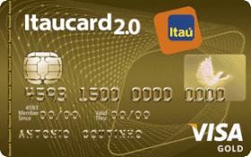 Cartão de Crédito Itaucard 2.0 Gold Visa