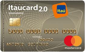 Cartão de Crédito Itaucard 2.0 International MasterCard