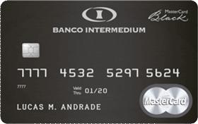 Cartão de Crédito Intermedium Mastercard Black