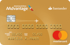 Cartão de Crédito Santander / AAdvantage® Gold