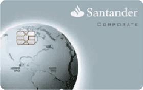 Cartão de Crédito Santander Corporate Visa