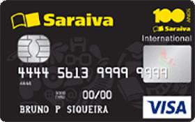 Cartão de Crédito Saraiva Banco do Brasil Visa International