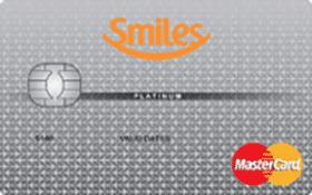 Cartão de Crédito Smiles Mastercard Platinum