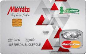 Cartão de Crédito Super Muffato MasterCard