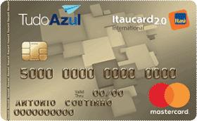 Cartão de Crédito TudoAzul Itaucard 2.0 International MC