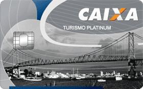 Cartão de Crédito Turismo Caixa Platinum Visa