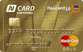 Cartão N Card Itaucard 2.0 Gold MasterCard