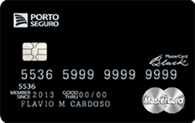Cartão Porto Seguro MasterCard Black