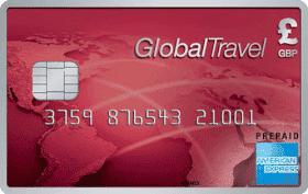 Cartão Pré-Pago American Express GlobalTravel Card Libras