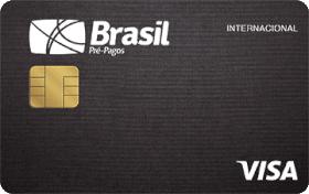 Cartão Pré-Pago Brasil Mesada Visa