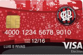 Cartão Pré-Pago Furacão Mesada Visa