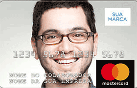 Cartão Pré-Pago Vale-Compras Carga Única Mastercard