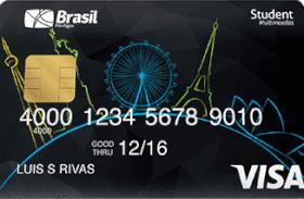 Cartão Pré-Pago VISA TravelMoney Student