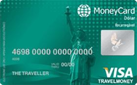 Cartão Pré-Pago Visa TravelMoney