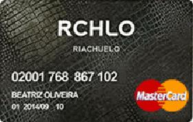 Cartão Riachuelo Mastercard