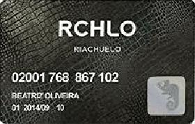 Cartão Riachuelo