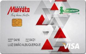 Cartão de Crédito Super Muffato Visa