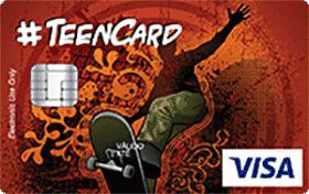 Cartão  Pré-Pago Agillitas TeenCard