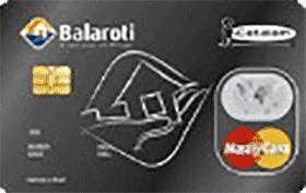 Cartão de Crédito Balaroti MasterCard