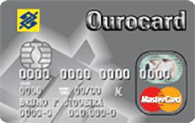 Cartão de Crédito Ourocard Banco do Brasil MasterCard Platinum