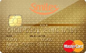 Cartão de Crédito Smiles Banco do Brasil MasterCard Gold