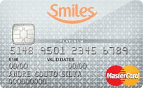 Cartão de Crédito Smiles Banco do Brasil MasterCard Platinum