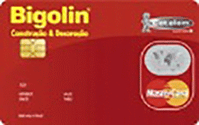 Cartão de Crédito Bigolin MasterCard