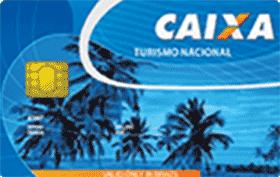 Cartão de Crédito Turismo Caixa MasterCard Nacional