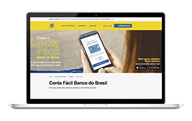 Conta Digital Conta Fácil Banco do Brasil